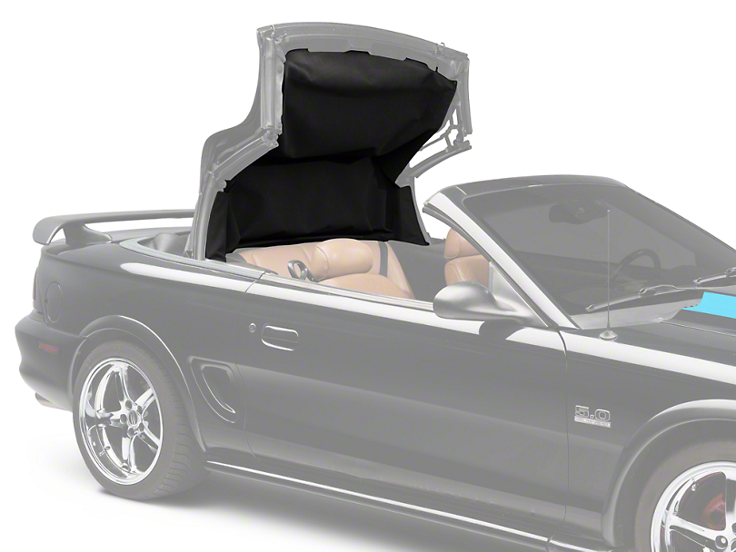 Headliner - Convertible - Black (94-98 All)