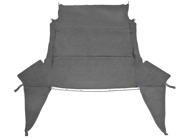 Headliner - Convertible - Charcoal (99-04 All)