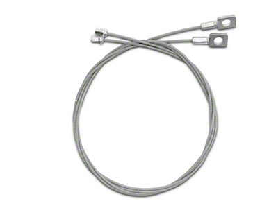 Convertible Top Side Cables (90-91 All)