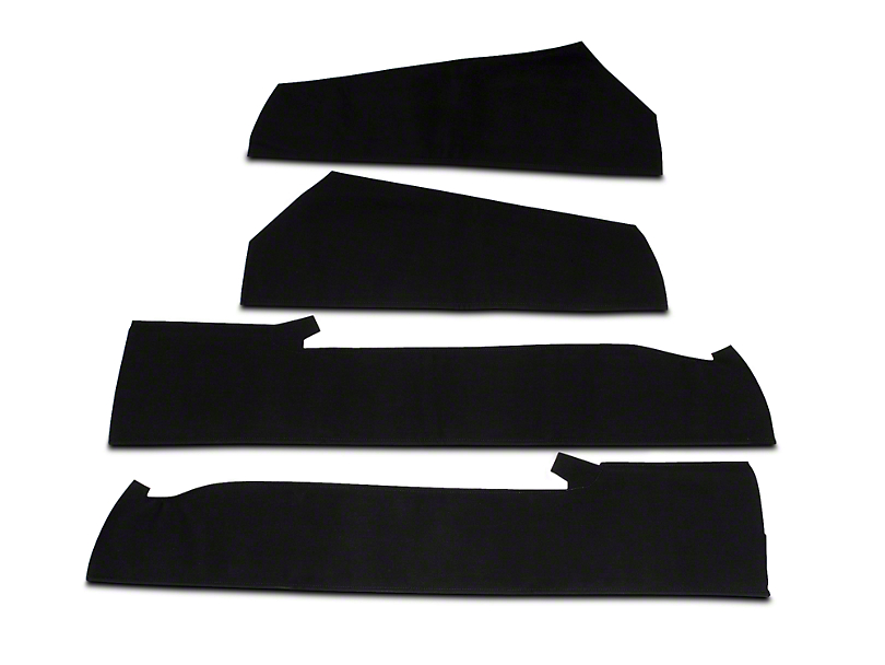 OPR Convertible Top Pads (83-90 All)