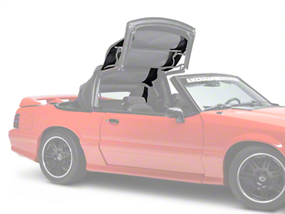 Convertible Top Pads (91-93 All)