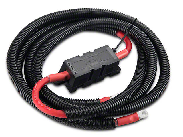 PA Performance Premium Power Wire Kit (86-93 All)