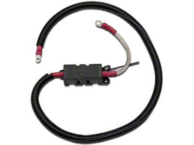 Add Premium Power Wire Kit