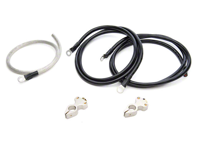 pa performance premium mustang battery cable kit 99-4040  87-93 5 0l