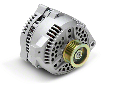 PAPerformance High Output Alternator - 200 Amp (87-93 5.0L)