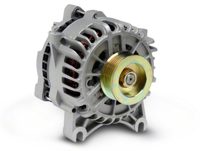 PAPerformance High Output Alternator - 200 Amp (05-08 GT)