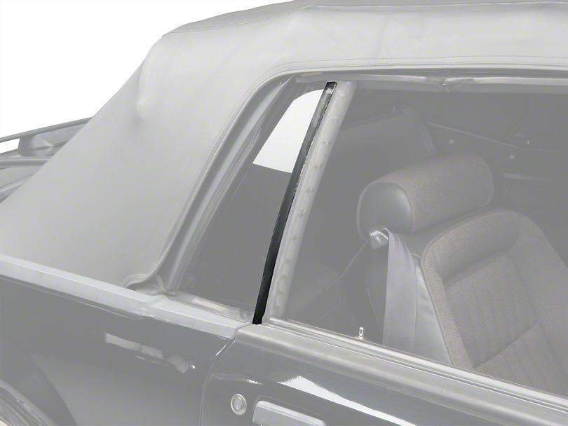 OPR Quarter Window Vertical Weatherstrip Kit (83-93 Convertible)