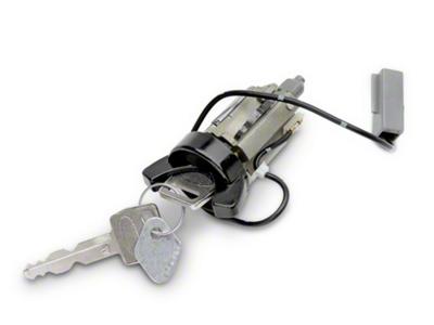 Ignition Lock Cylinder - Black (84-89 All)