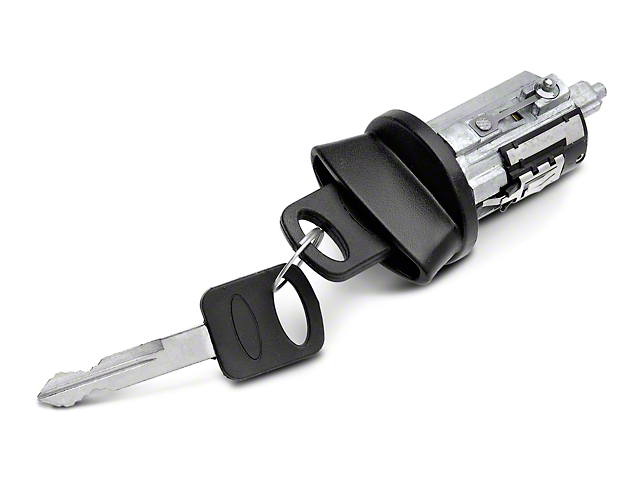 Ignition Lock Cylinder - Black (96-99 All)