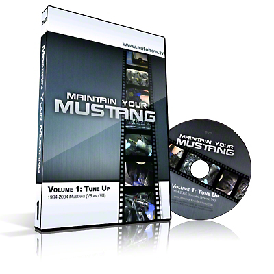 AutoHow.TV - Maintain Your Mustang Volume 1: Tune Up (94-04 All)