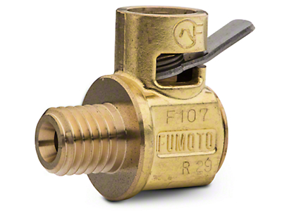 Quick-Drain Oil Change Valve (11-12 V6, 12-14 5.0L)