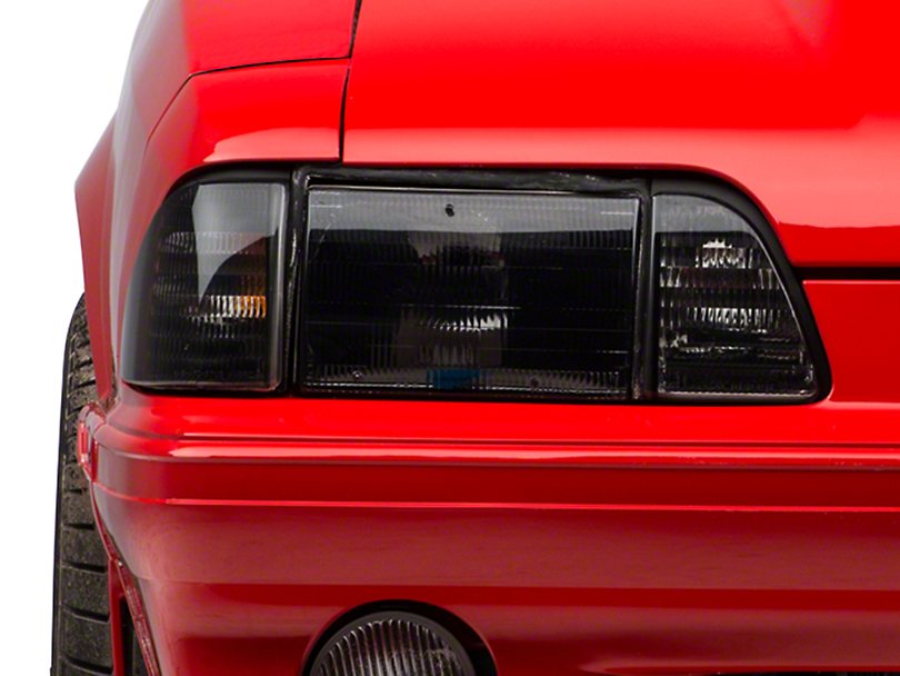 Smoked Headlights (87-93 All)