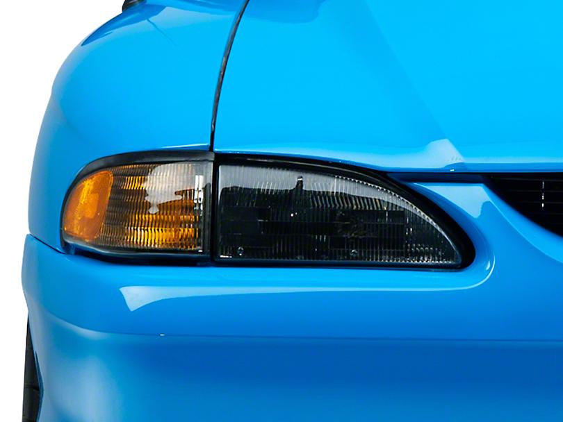 Smoked OE Style Headlights (94-98 All)