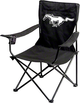 Mustang Pony Folding Chair