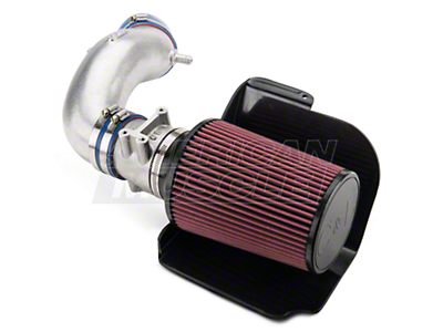 C&L Short RAM Intake w/76mm MAF Housing (94-95 GT, Cobra)