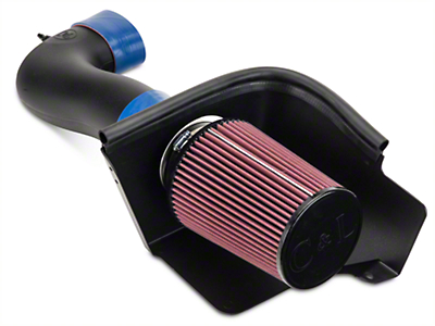 C&L Racer Cold Air Intake w/ 145mm MAF (05-09 GT)