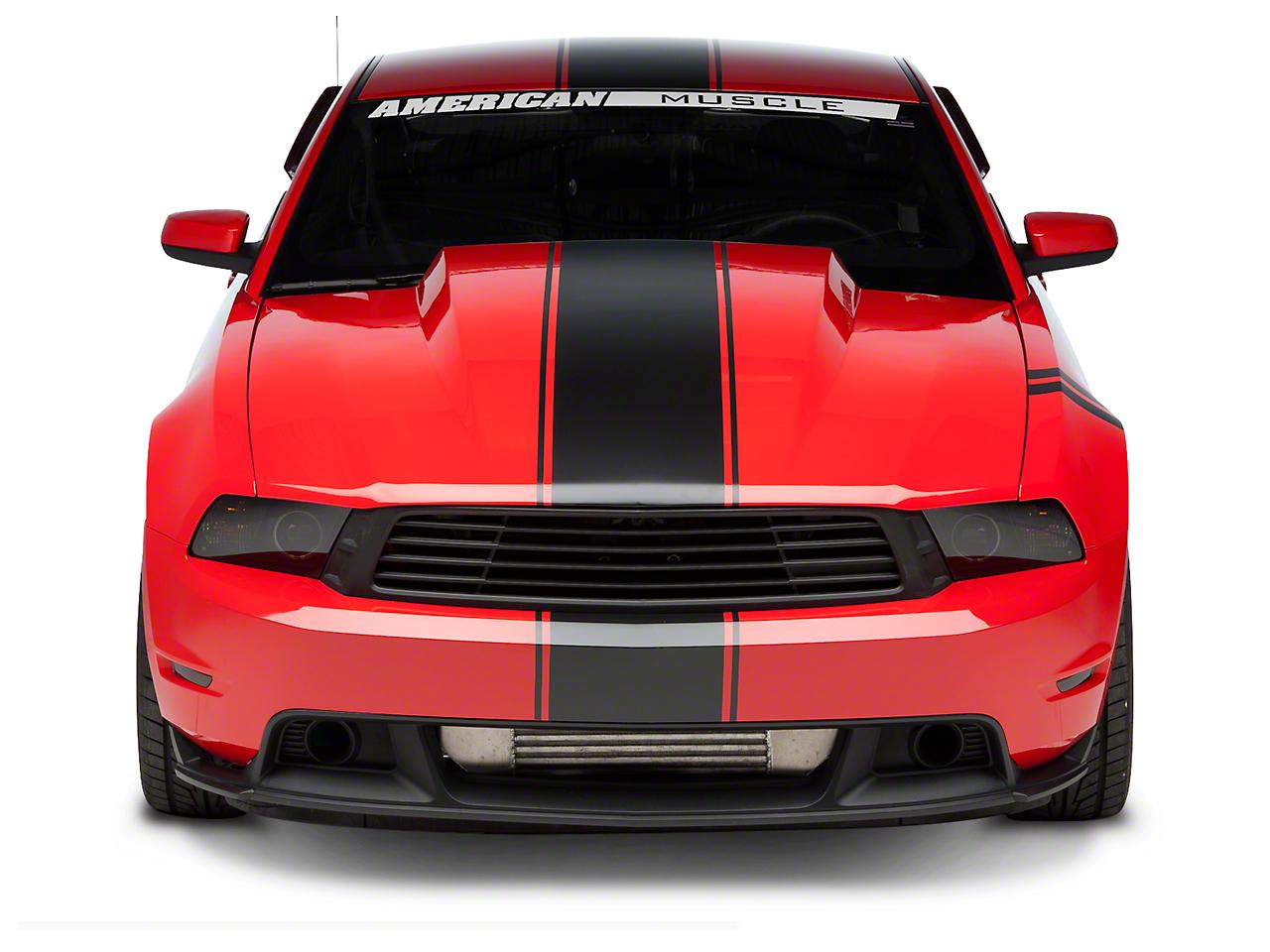 3 in. Cowl Hood - Unpainted (10-12 GT, V6)