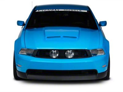 SH-GT Hood - Unpainted (10-12 GT, V6)
