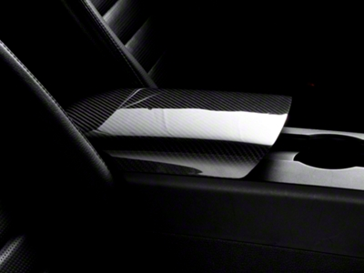 Carbon Fiber Arm Rest Cover (05-09 All)