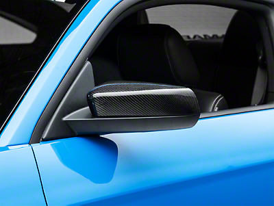 Carbon Fiber Mirror Covers (10-14 All)