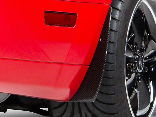 Carbon Fiber Splash Guards (07-09 GT500, GT/CS)