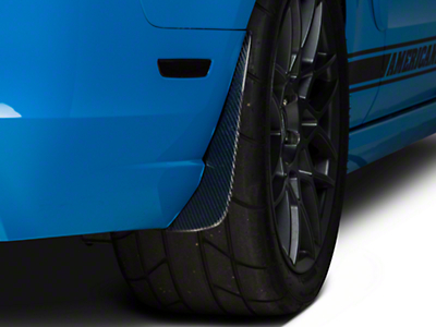 Carbon Fiber Splash Guards (10-14 GT, GT500)