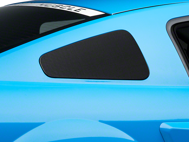 Carbon Fiber Window Covers (05-09 All)