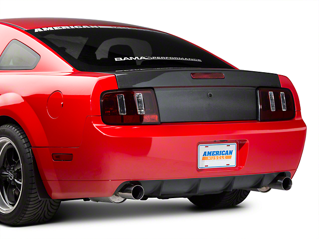 SpeedForm Carbon Fiber Trunk Lid (05-09 All)