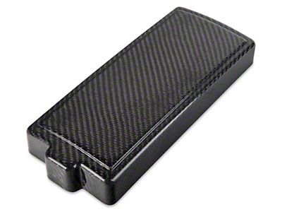 Carbon Fiber Fuse Box Cover (10-14 All)