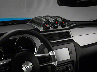 Carbon Fiber Gauge Pod (10-14 All)