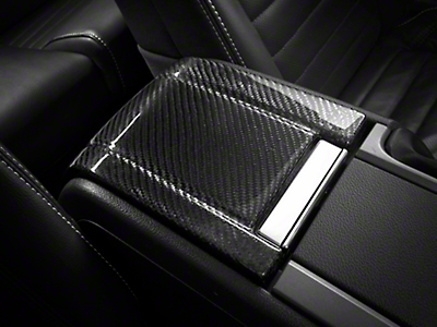 Carbon Fiber Arm Rest Cover & Extension (10-14 All)
