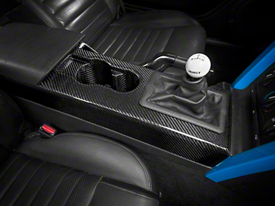 Carbon Fiber Center Console (05-09 All)