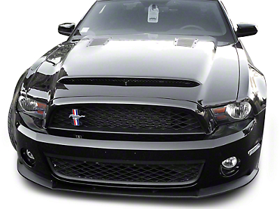 BMC GT500 Front End Conversion w/ Black Mamba Hood - Unpainted (10-12 GT, V6)