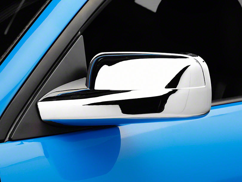 Chrome Mirror Covers (05-09 All)