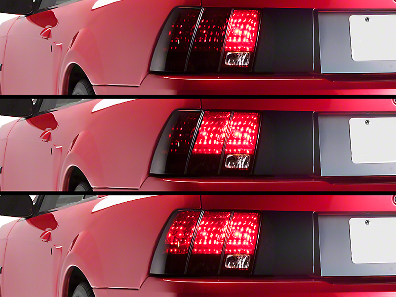 Sequential Tail Light Kit - Cut-and-Splice (96-04 All; Excludes 99-01 Cobra)