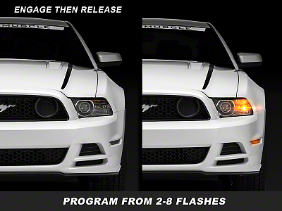 One-Touch Turn Signal Kit (10-14 All)