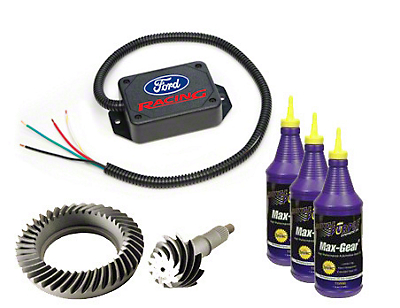 Ford Racing 3.73 Gear and Speedometer Recalibration Tool (94-10 V8)