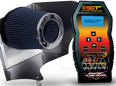 Steeda Carbon Fiber CAI and SF3 Tuner (05-09 GT)