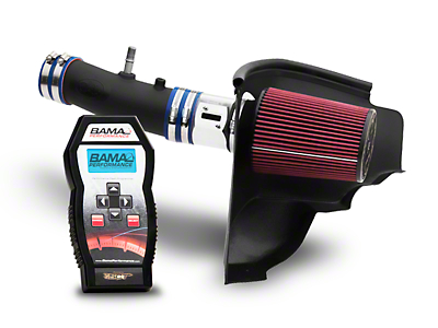 CAI and Bama SF3/X3 Tuner (11-14 V6)
