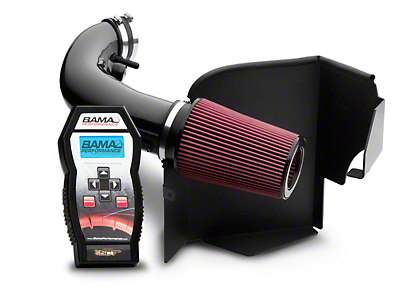 JLT Carbon Fiber CAI and Bama Tuner (11-14 GT)