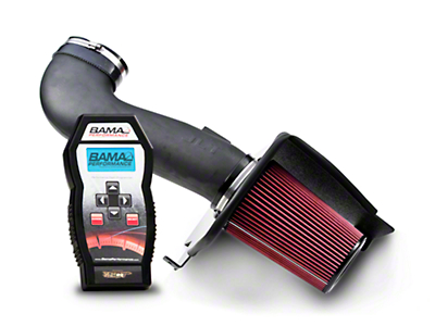 JLT Series 3 CAI and Bama Tuner (05-09 GT)