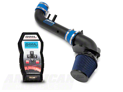 BBK Blackout CAI and Bama Tuner (96-04 GT)