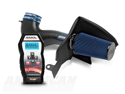 BBK Blackout CAI and Bama Tuner (05-09 GT)