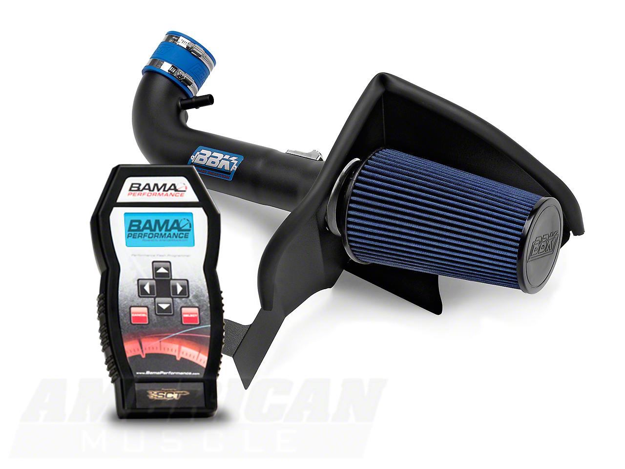 BBK Blackout CAI and Bama Tuner (05-10 V6)