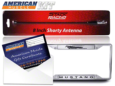 Essentials Mustang Gift Pack (79-09 All)