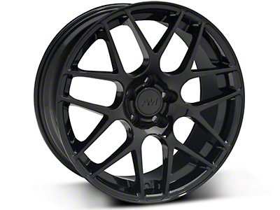 Black AMR Wheel - 20x8.5 (05-14 All)
