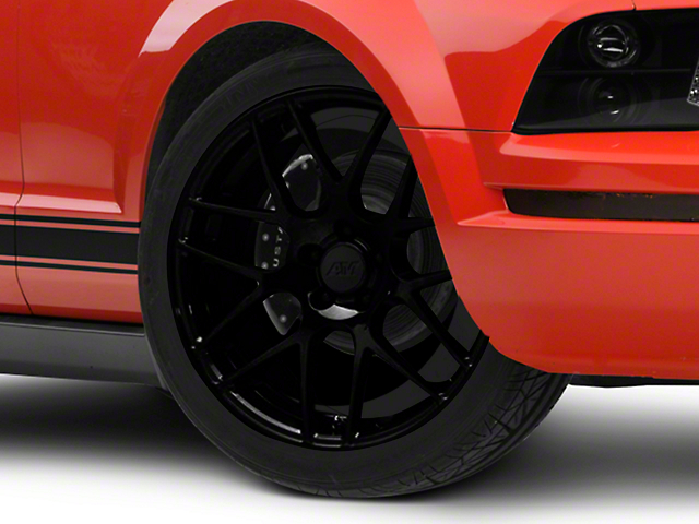 AMR Black Wheel - 20x8.5 (05-14 All)