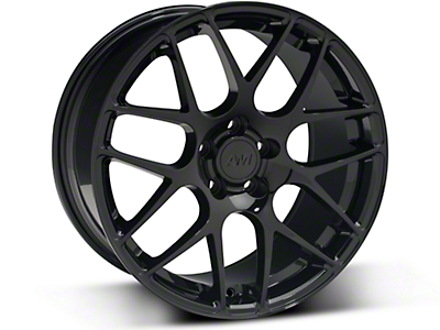 Black AMR Wheel - 20x10 (05-14 All)