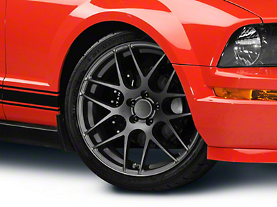 AMR Charcoal Wheel - 20x8.5 (05-14 All)