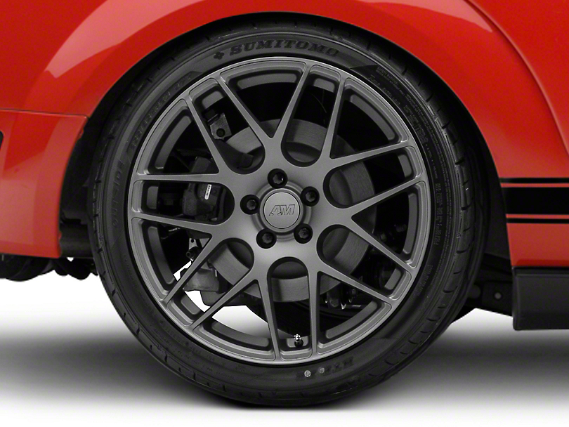 AMR Charcoal Wheel - 20x10 (05-14 All)